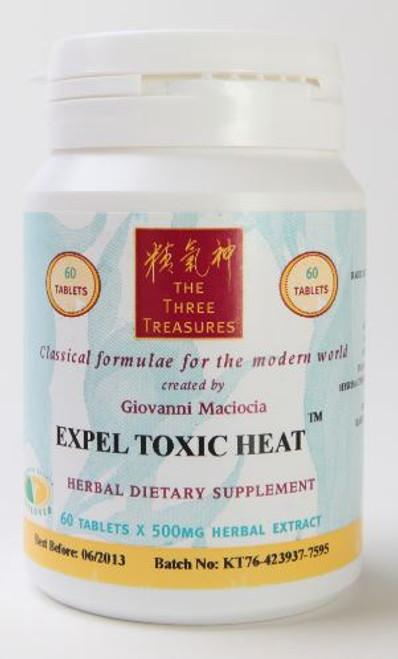 expel toxic heat