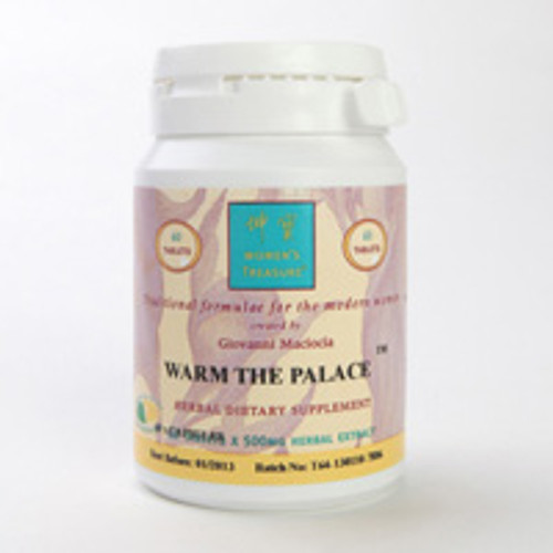 Warm the Palace (60 tabs)