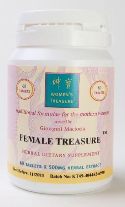 female treasure