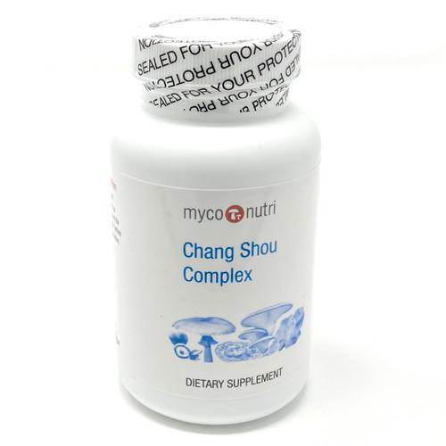 myconutri chang shou longevity complex mushroom powder