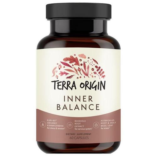 terra origin inner balance capsules 60 count