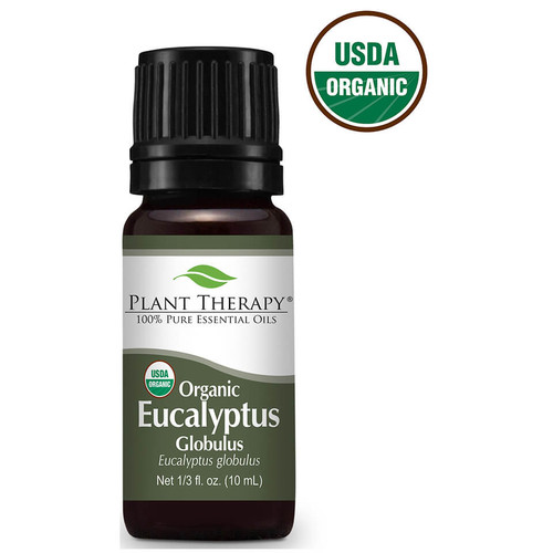 plant therapy 10ml eucalyptus globulus organic essential oil