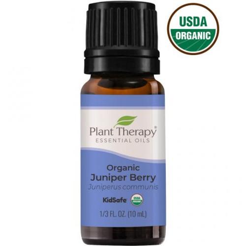 Plant Therapy 10ml Juniper Berry Essential Oil Organic