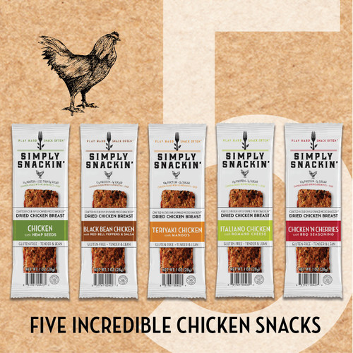Assorted Chicken Snacks