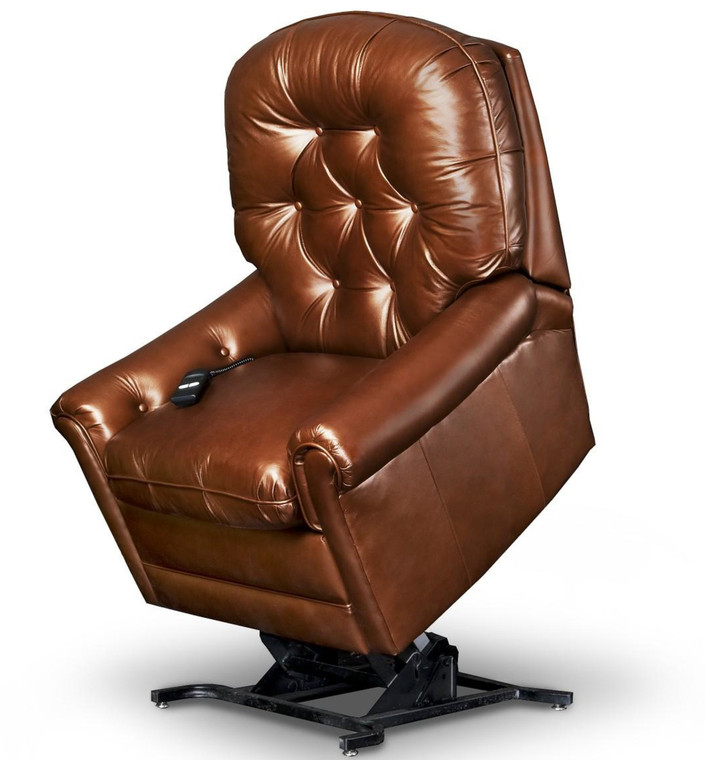 We all need a lift sometimes. Get on your feet with this power lift recliner.