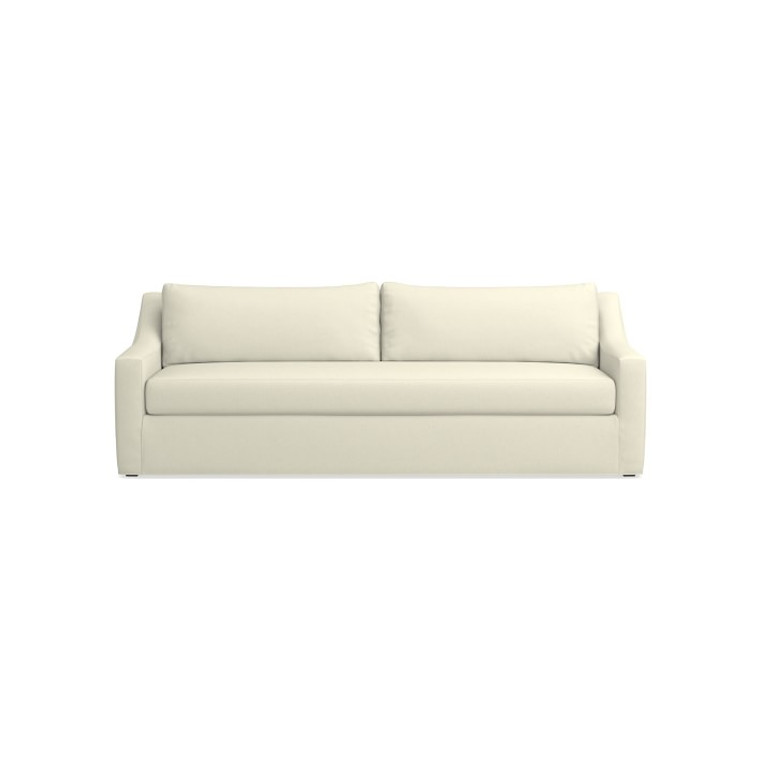 Belgian  Slip Cover Sofa