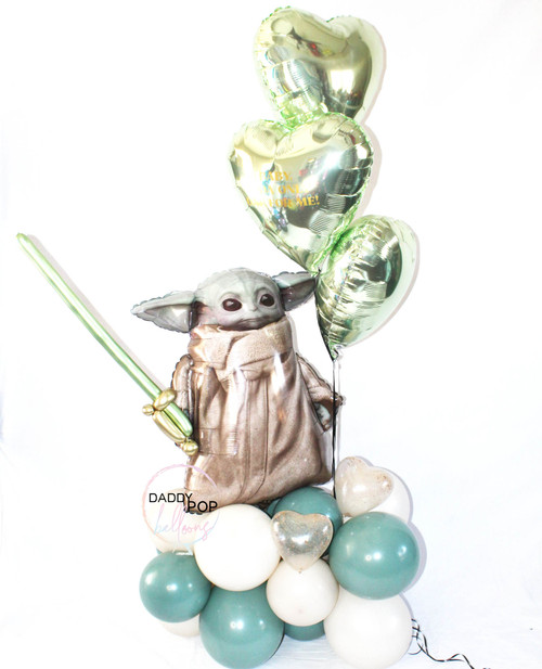 SOLD OUT - Baby Yoda Only One!