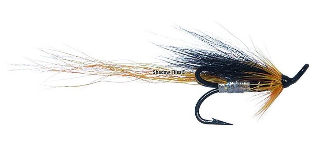 Ally's Cascade Shrimp - Black Treble