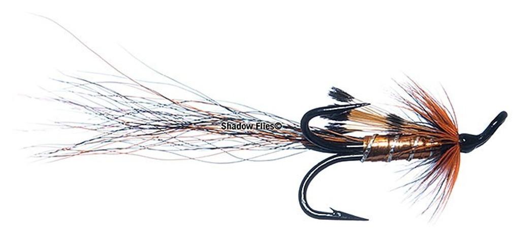 Ally's Copper Shrimp - Black Treble