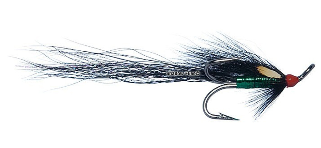 Green Brahan-Longtail HH Variation - Silver Treble