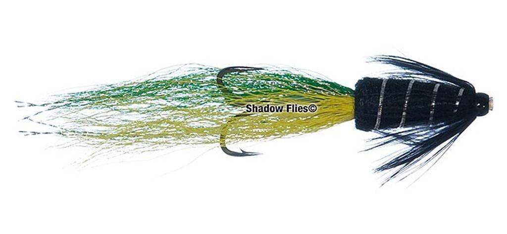 Snaelda Yellow/Green - Copper Tube