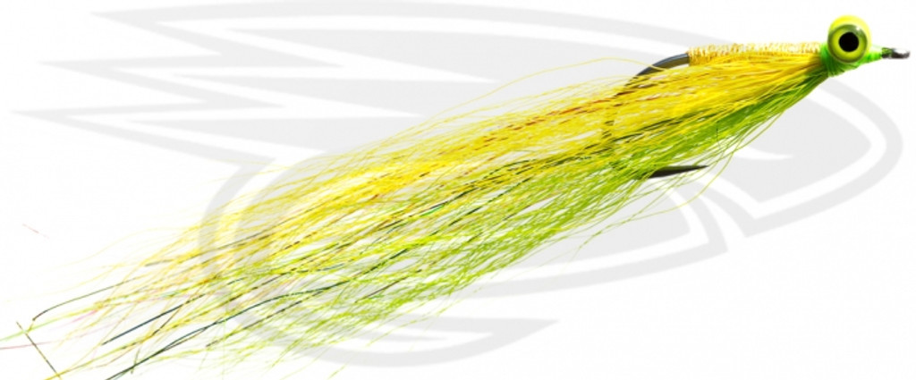 Clouser-Chartreuse & Yellow