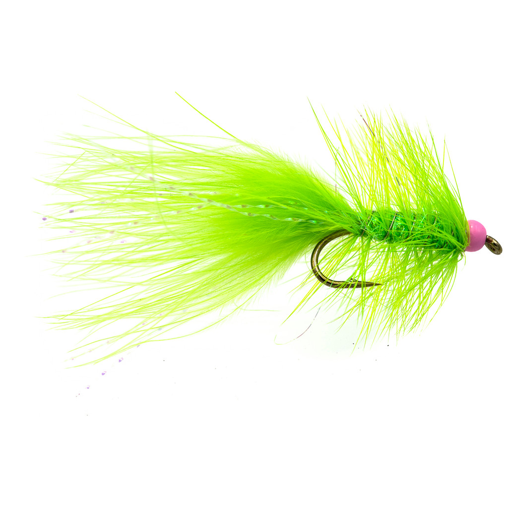 Chartreuse Woolly Bugger