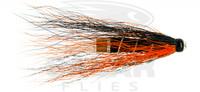 Black & Orange - Aluminium Tube