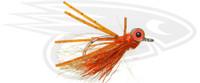 Bonefish Bitter - Orange - Weighted
