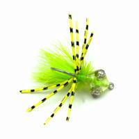 Bonefish Bitter - Green - Beadhead