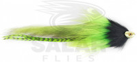 Zonker Minnow - Chartreuse