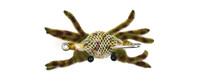 Alphonse Crab Fishing Fly - Ideal fly to catch permit in the Seychelles.