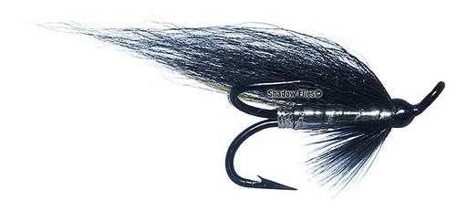 Stoats Tail - Black Treble