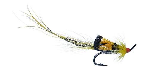 Black Boar Yellow - Black Treble