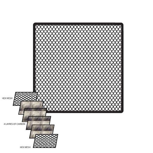 AWOL Carbon PAD Insert (12''x12'')