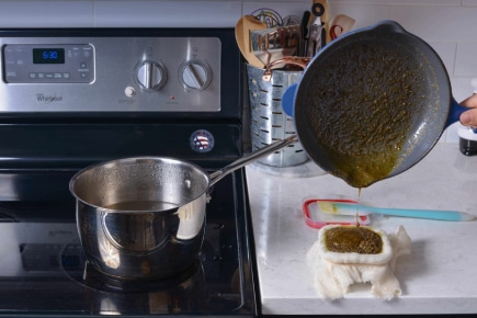 How To Make Cannabutter: The Best Cannabutter Recipe