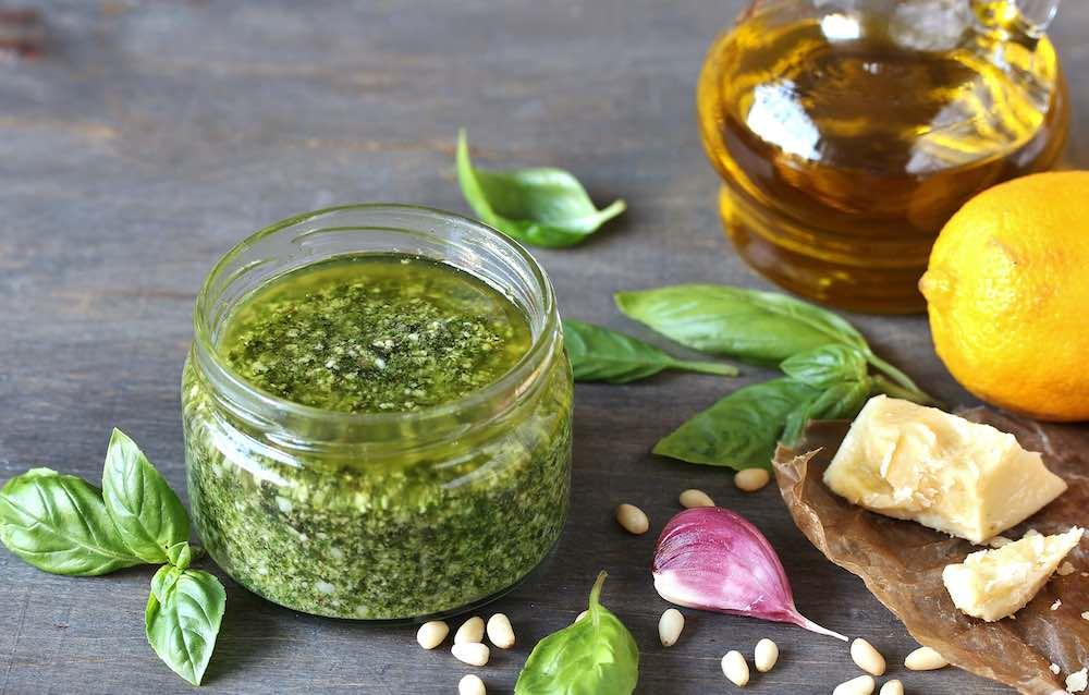 Cooking With Hemp: CBD-Infused Pesto