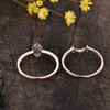 pear shaped moonstone engagement ring set 05