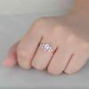14K Moonstone Ring-BBBGEM Moonstone Ring
