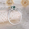 emerald engagement ring 6