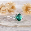 emerald engagement ring 7