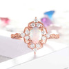 Opal Engagement Ring 4