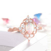 Opal Engagement Ring 3
