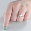 Opal Engagement Ring 9