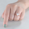 Opal Engagement Ring 7