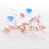 Opal Promise Rings-BBBGEM Opal Diamond Engagement Ring