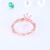 Natural Opal Rings-BBBGEM Teardrop Opal Ring