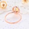 Vintage Opal Engagement Rings-BBBGEM Opal Engagement Ring
