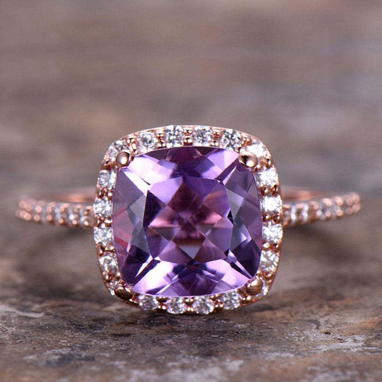 Fashion Jewelry Rings Colored Gemstone Engagement Rings Bbbgem