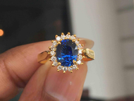 Everything to Know About Blue Sapphire Engagement Rings In 2021