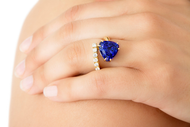 A Buying Guide for Tanzanite Rings   | 2021