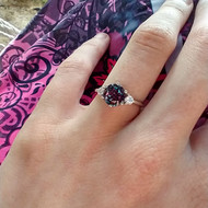 Your Complete Guide To Buying Alexandrite Rings---20 Elegant Alexandrite Engagement Rings Online