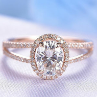 Moissanite Rings: Hacking My Engagement
