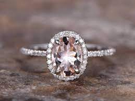 5 Reasons to buy morganite rose gold engagement ring for your Wedding?