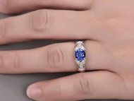 Top 10 Sapphire Engagement Rings Trends | 2020