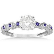 How to Care for the Tanzanite Engagement Rings