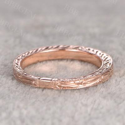 Minimalist Anniversary Ring