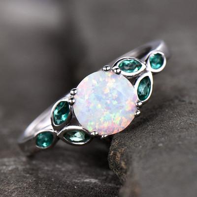 Vintage Opal Rings