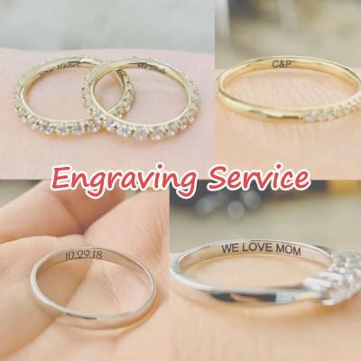 Free Ring Engaving Service-BBBGEM