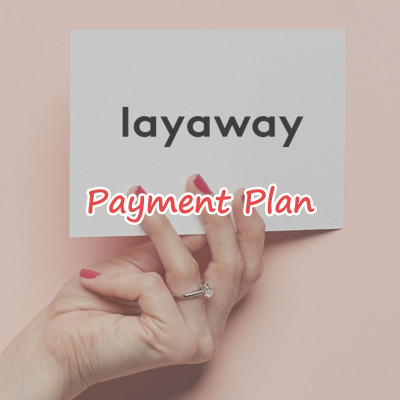 Layaway Plan Available
